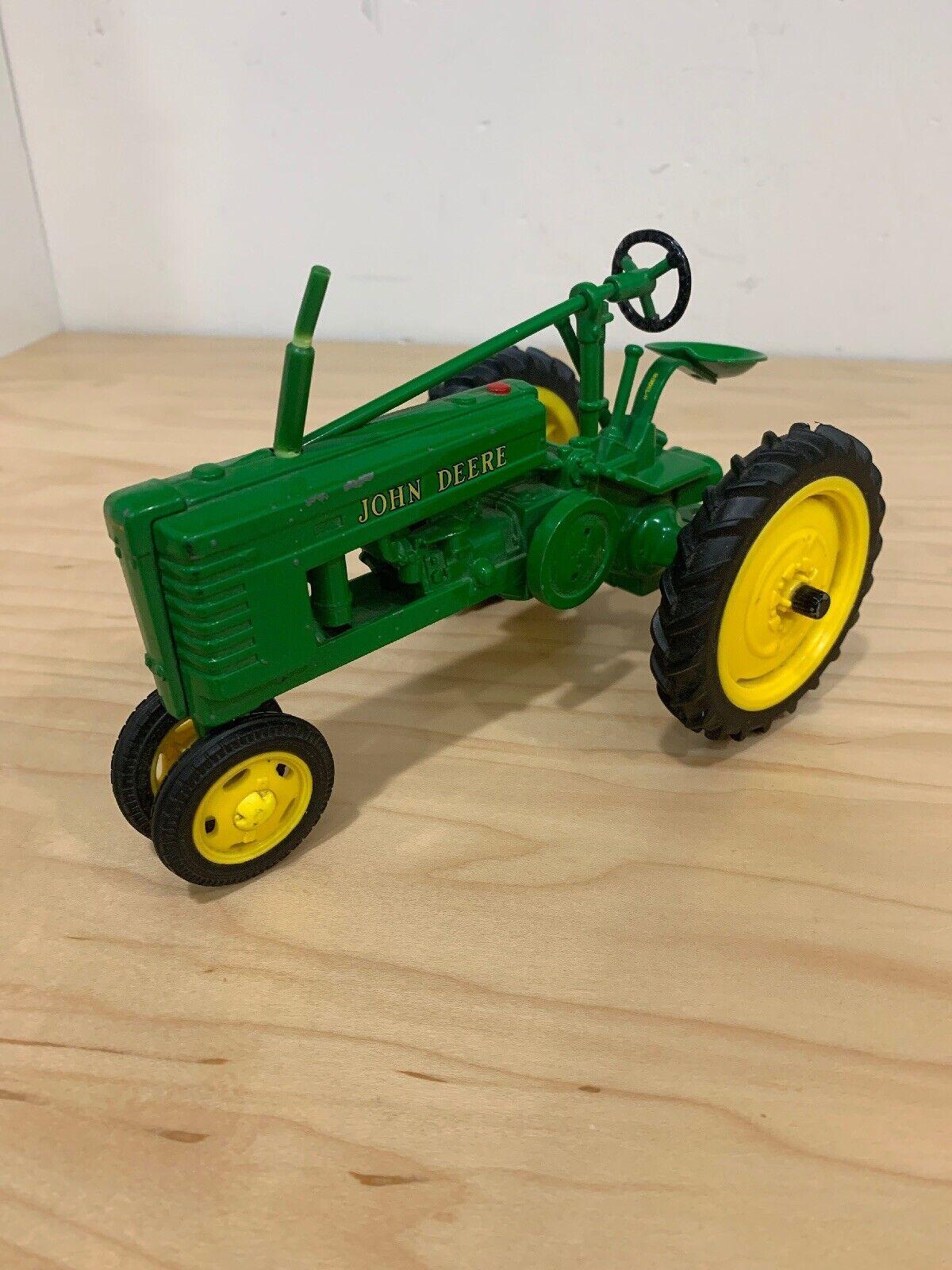 Jahr John Deere Die Cast Metal Tractor Modell H 7.5'' Long
