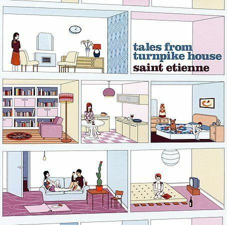 1 of 1 - NEW Tales from Turnpike House (Audio CD)