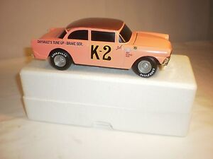 rare dale earnhardt k2 pink 1956 ford 1 24 scale ebay. Black Bedroom Furniture Sets. Home Design Ideas