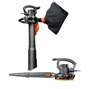 WG507-WORX-3-in-1-12-Amp-2-Speed-Electric-Blower-Vac-Mulcher