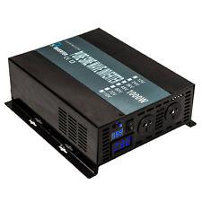 EMC CE approved 12V to 240V 50HZ 1000W Off Grid Pure Sine Wave Inverter