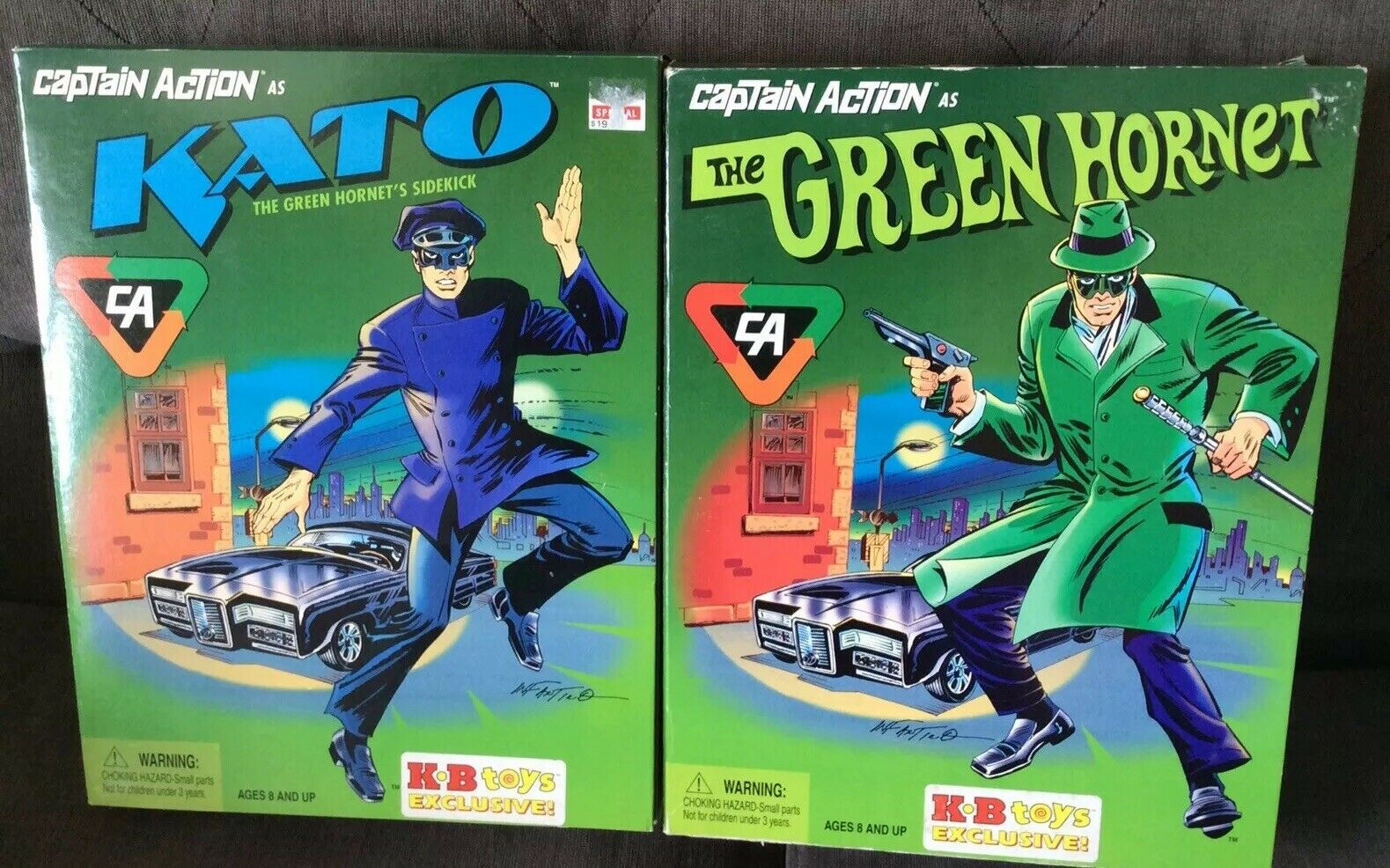 PLAYING uomoTIS  CAPTAIN azione AS verde HORNET & KATO (2) MIB KB giocattoli EXCLUSIVE  centro commerciale online integrato professionale