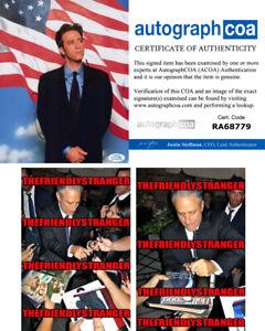 JON-STEWART-signed-Autographed-8X10-PHOTO-A-PROOF-The-Daily-Show-ACOA-COA