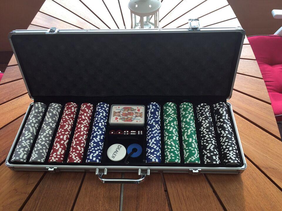 Spil, Pokerspild