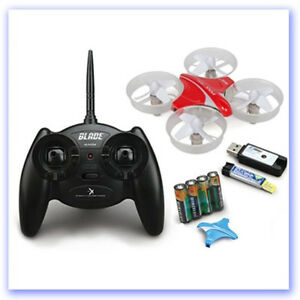 Details about BLADE Inductrix Ultra Micro Ducted Fan Quadcopter RTF BLH8700