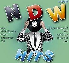 NDW-Hits-von-Diverse-CD-Zustand-gut