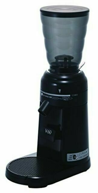 HARIO Electric Coffee Mill V60 Coffee Grinder EVCG-8B-J F//S w//Tracking# Japan