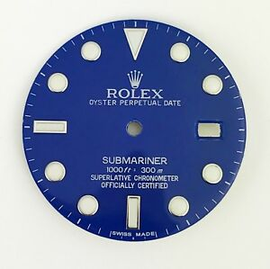 For-Rolex-Submariner-Stainless-Steel-Ceramic-Blue-Color-Dial