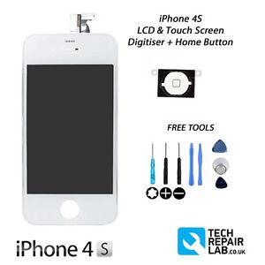 Nuevo-Repuesto-para-Iphone-4S-LCD-y-Digitalizador-Montaje-de-Pantalla-Grado-AAA