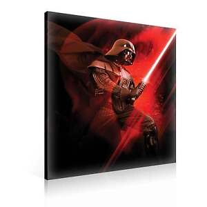 star wars rache sith darth vader leinwand bilder wandbild. Black Bedroom Furniture Sets. Home Design Ideas