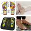 Indexbild 1 - Reflexology Foot Massage Mat Cushioned Acupressure Points Pain Relief - UK Stock