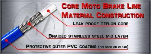 2012-2015 KTM 250 SX Front and Rear Brake Line Combo Kit Brake Line Free Ship
