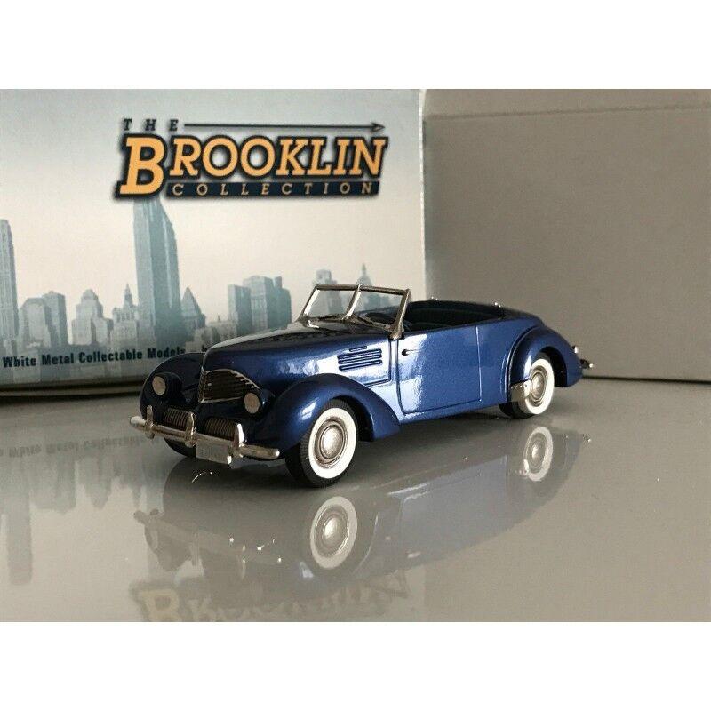 Rare brooklin f-s 04  1940 graham holybois convertible 750ex. 1.43 nb  le meilleur service après-vente