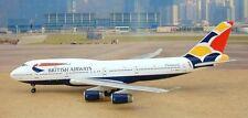 """British Airways  B747-400 (VH-NLH) """"Denmark Tail"""", 1:400"""