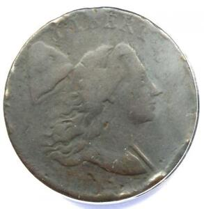 1794-Liberty-Cap-Large-Cent-1C-Coin-Certified-ANACS-AG3-Details-Rare-Coin