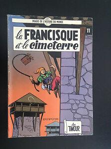 Sirius-Les-Timour-La-Francisque-et-le-cimetere-N-11-Reed-1983-BON-ETAT