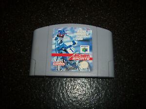 N64 Jeremy McGrath Supercross 2000 original cartucho sólo