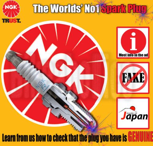 NGK Spark Plug for Aprilia RS
