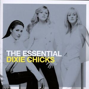 DIXIE-CHICKS-034-THE-ESSENTIAL-BEST-OF-034-2-CD-NEU
