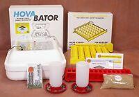 Hovabator Genesis Egg Incubator | Turner | Candler | Feeder Kit - Goose Pheasant