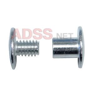 100-1-4-Aluminum-Screw-Posts-Binding-Screws-Chicago-Screws-Binder-Posts