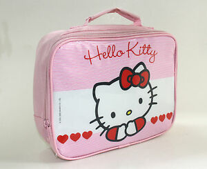 4d9a3f6fe8 Hello Kitty Lunch bag. IDEAL FOR SCHOOL + PICNICS. Childrens kids