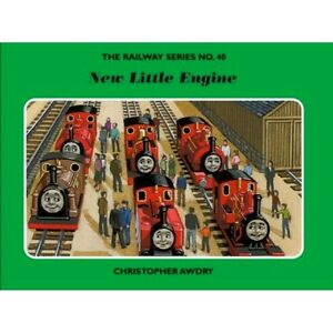 Details about SIGNED The Railway Series No 40 New Little Engine by  Christopher Awdry New H/B