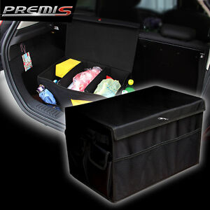 car suv interior rear trunk multifunction organizer storage cargo sundries bag. Black Bedroom Furniture Sets. Home Design Ideas