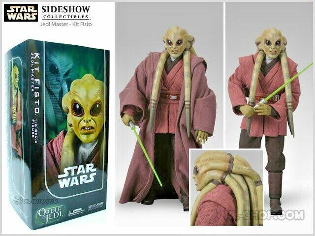 Sideshow Collectibles 1 6 KIT FISTO ordine dei Jedi Star Wars Figura