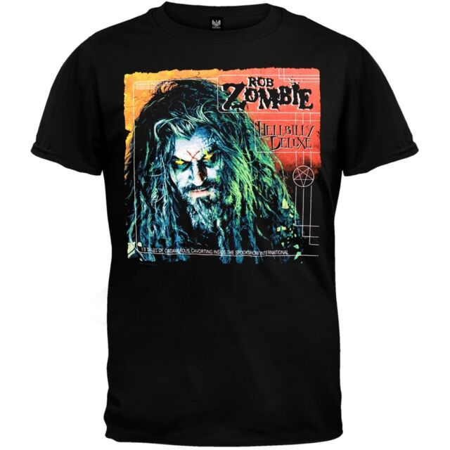 Rob Zombie - Hellbilly - T-Shirt