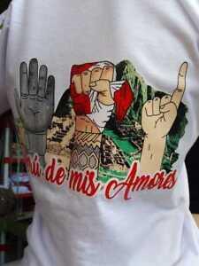 Peruanische-T-Shirt-Designs