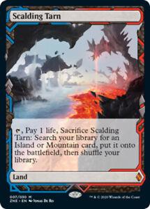 Scalding Tarn - Foil x1 Magic the Gathering 1x Zendikar Rising Expeditions mtg c
