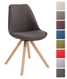 Chaise Salle A Manger Toulouse Tissu Chaise Design Scandinave Pieds