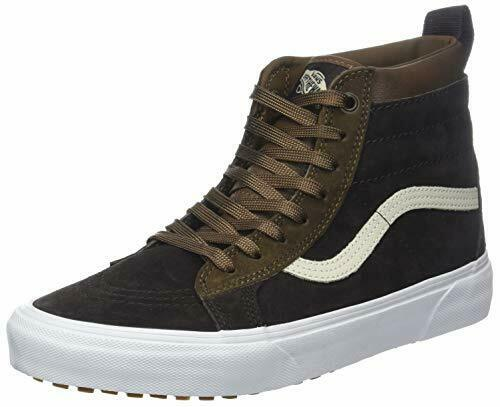Vans Unisex Adults' Sk8-Hi MTE, Brown (MTE Dark Earth Seal Brown) 7.5 M 9 W