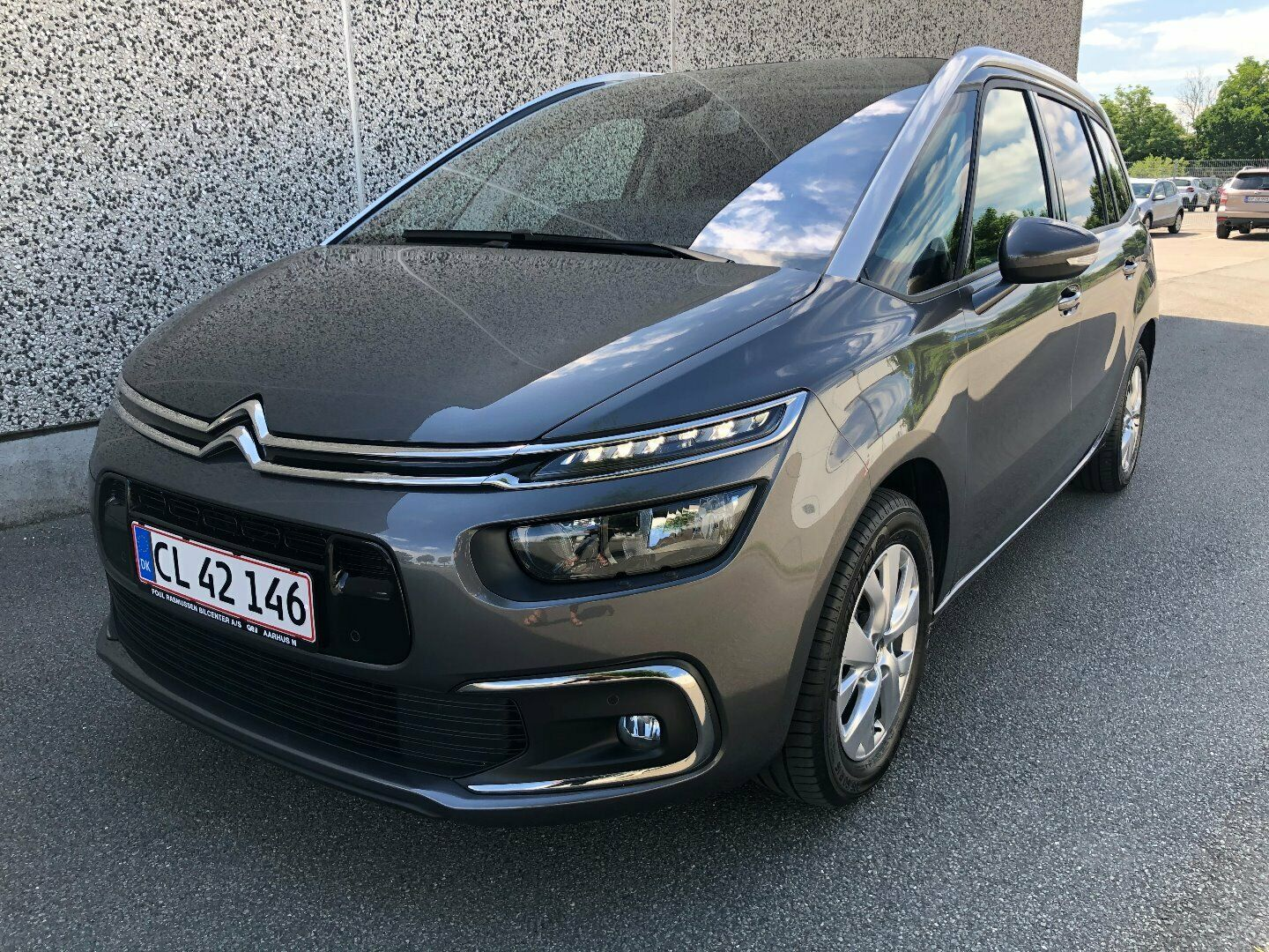 Citroën Grand C4 SpaceTourer 1,5 BlueHDi 130 Intensive+ EAT8 5d
