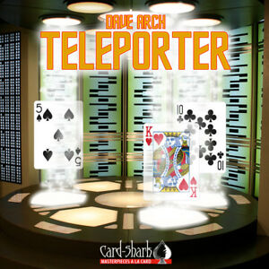 Teleporter - Dave Arch - Large Index - Extrem Geniale Cards-Across Routine