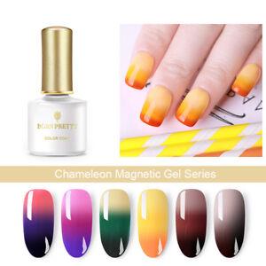 6ml-BORN-PRETTY-Color-Changing-Thermal-UV-Gel-Polish-Nail-Soak-Off-Gel-Varnish