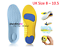 Diabetic-Medical-Arch-Support-Extra-Thick-Insoles-Running-Working-Boots-Shoes thumbnail 17
