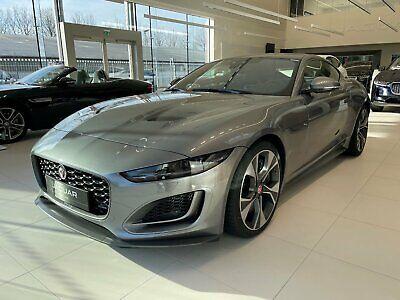 Jaguar F-Type 5,0 P450 First Edition Coupé aut. 2021