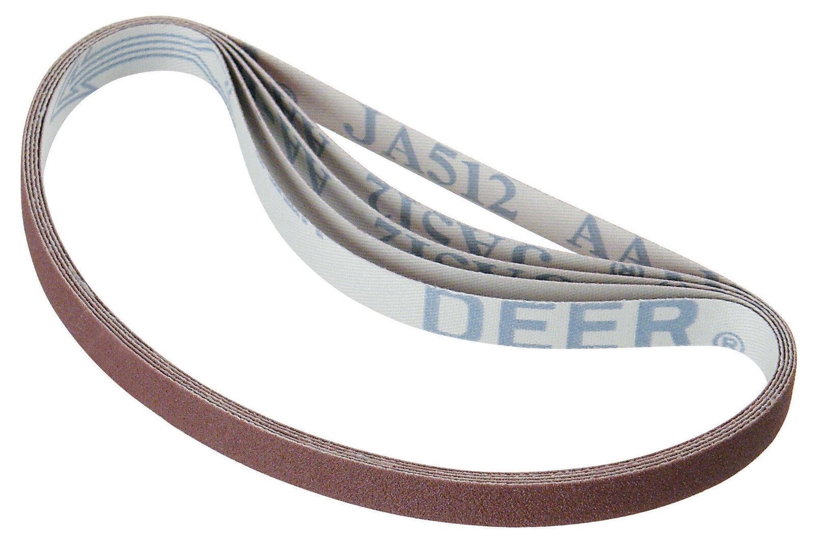 Holmenkol Replacement Sanding Belts for Smart Edger Fine