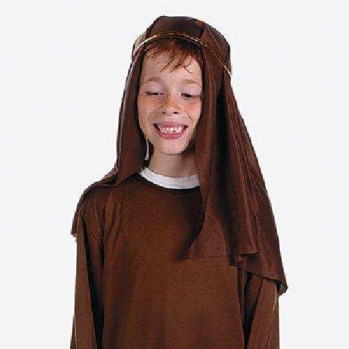 Brown Nativity Hat Christmas Decoration Attire