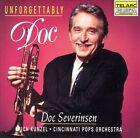 Unforgettably Doc by Doc Severinsen (CD, Aug-1992, Telarc Distribution)