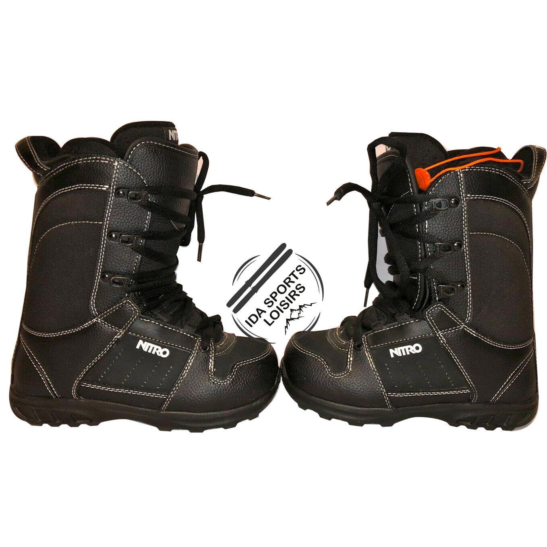 SNOWBOARD BOOTS  NITRO  VITA  women P.38 2 3  NEW   sale