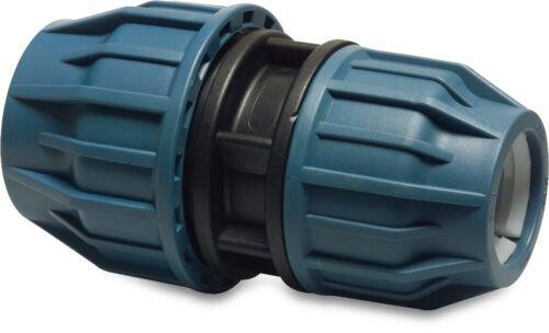 Plasson tipo MDPE Tubo Inserto para los accesorios de compresión 20mm a 63mm