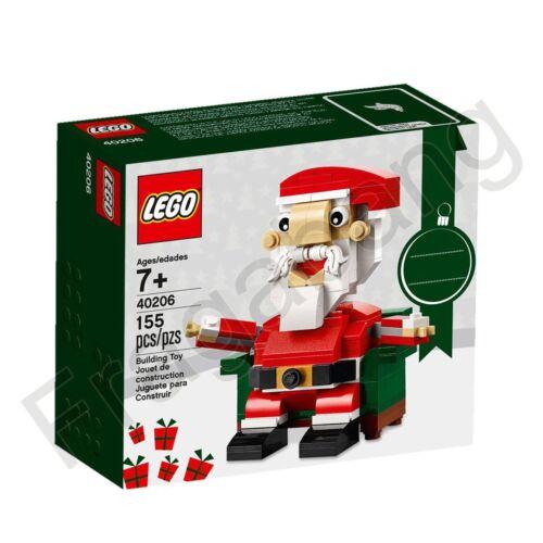 LEGO 40206  Christmas Father Christmas Set-BNISB