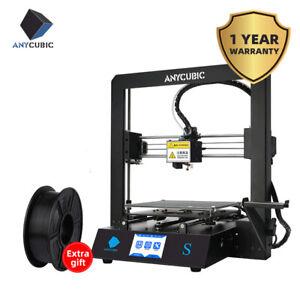 ANYCUBIC Mega-S 3D Drucker Gute Qualität Extruder Größerer Druckgröß mit 1kg PLA