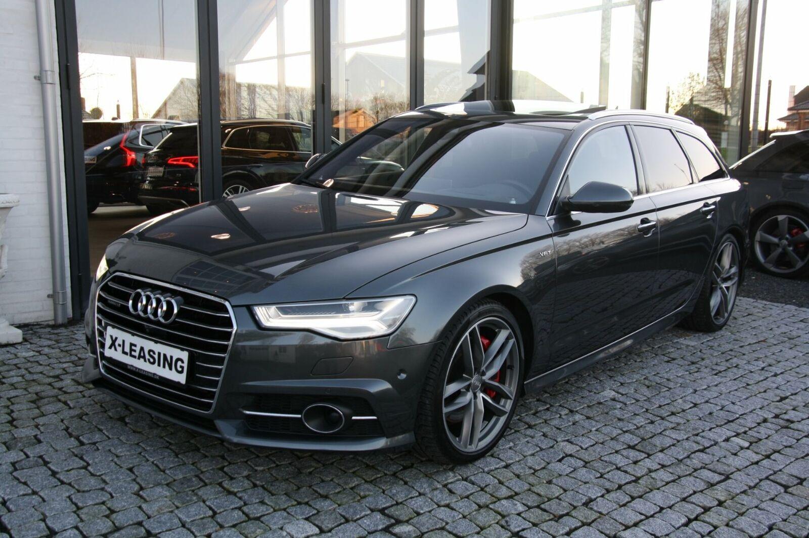 Audi A6 3,0 TDi 326 Avant quattro Tiptr. 5d - 4.970 kr.