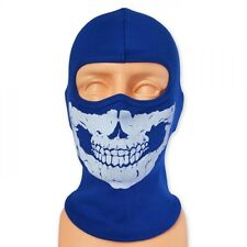 SKULL Balaclava Full Face Mask Sturmhaube Skimaske Totenkopf