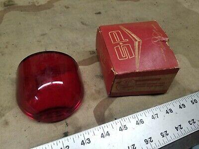 1pc NOS Tail Light Lens Retainer 51 52 53 Packard 200 250 Clipper 1951 1952 1953