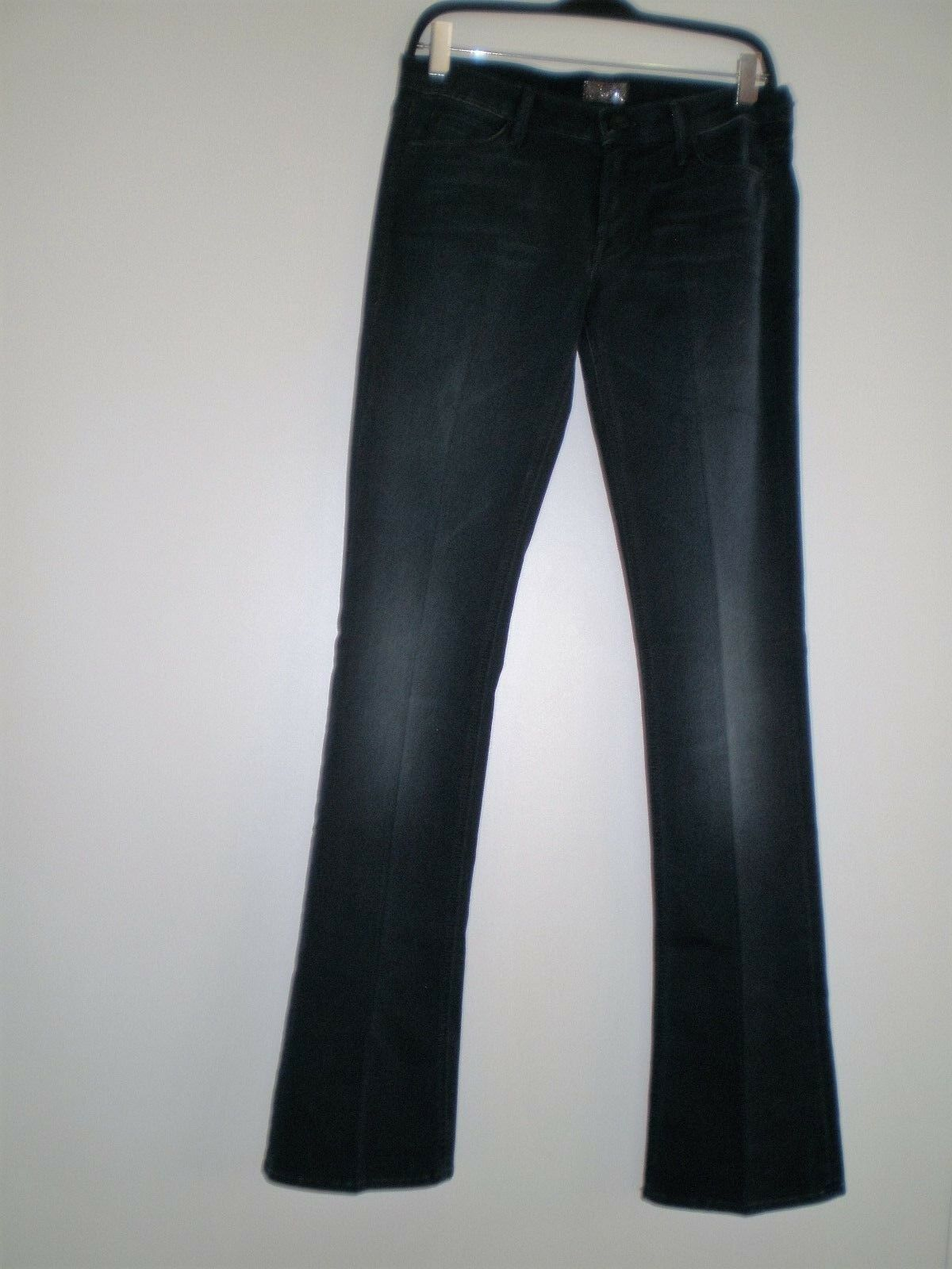 Jeans de Mother, The couriraway, straightleg, Bleu foncé, SALE
